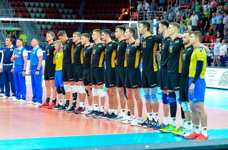 Чоловіча збірна України Євро-2019. Чоловіча збірна України гратиме у Нідерландах