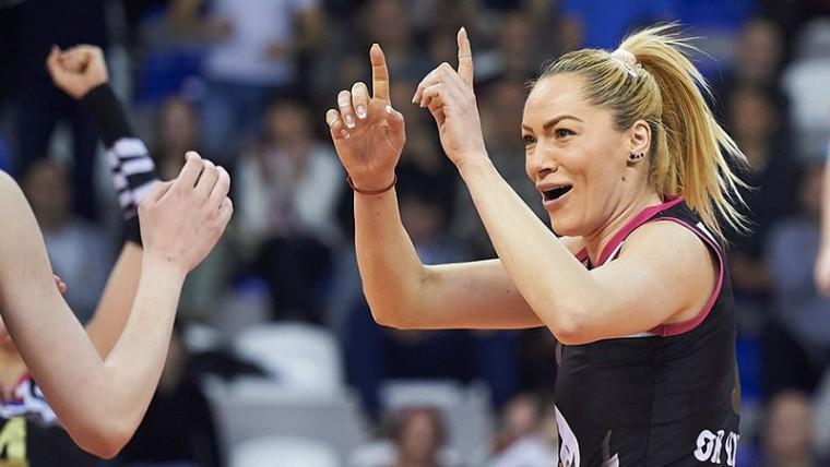 Сладжана Еріч Сербську волейболістку депортували з Росії