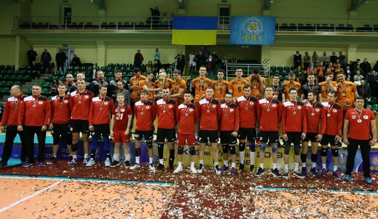 Кращі гравці чоловічого Кубку України 2018\19