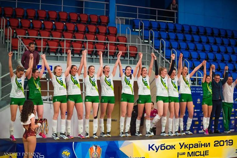 """Химик """"Химик"""" стал самой титулованной командой в истории одесского спорта"""