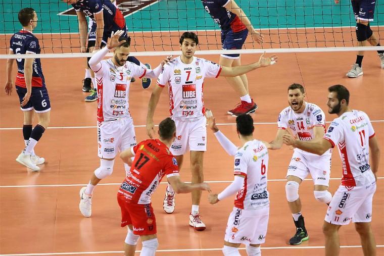 Лубе Чивітанова Визначилися всі учасники плей-офф чоловічої Ліги чемпіонів-2019