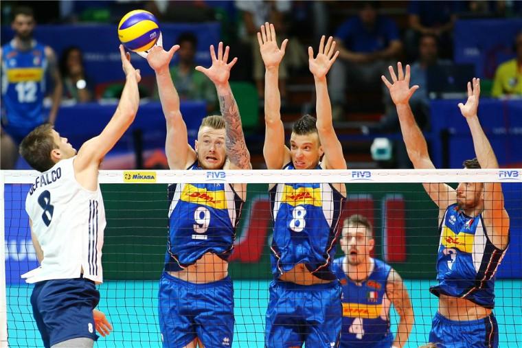 Італія - США На Кубку світу-2019 Європу представлять Росія, Польща та Італія