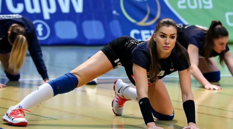 Татьяна Бокан Найгарячіший інстаграм чорногорського волейболу