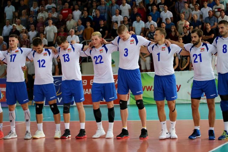 Чоловіча збірна Білорусі Білоруські волейболісти перестануть вважатися легіонерами в заявці російських клубів