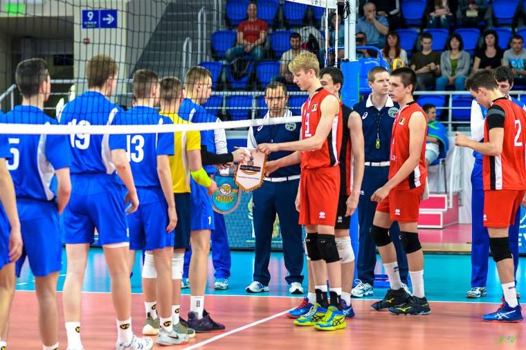 Збірна України U-17 Кваліфікація ЧЄ-2019. U-16 та U-17. Важлива перемога над бельгійцями