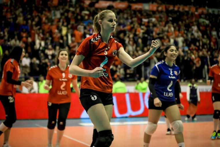 Екатерина Сильченкова Нападающая Сильченкова продолжит карьеру в Венгрии