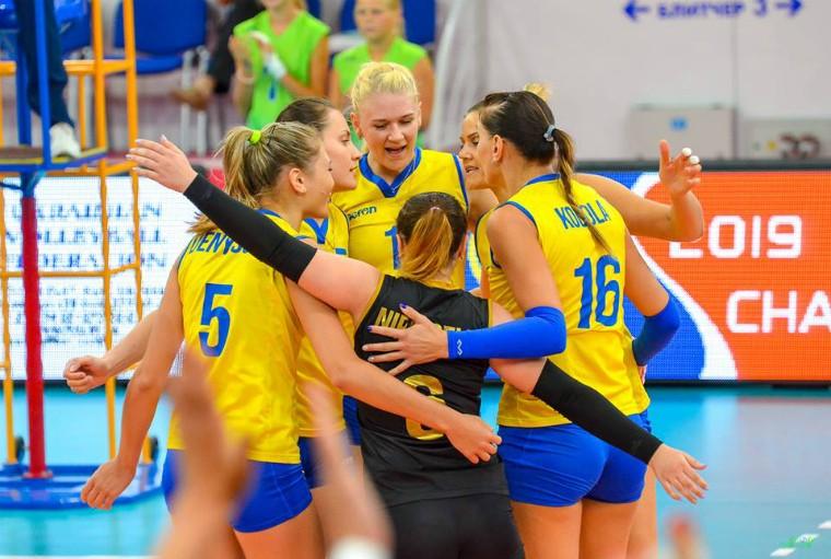 Жіноча збірна України Жіноча збірна України завершує підготовку до Золотої Євроліги