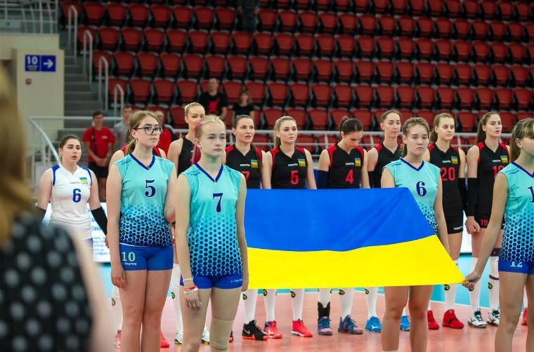 Жіноча збірна України Жіноча збірна України перемогла Словаччину у стартовому матчі Золотої Євроліги