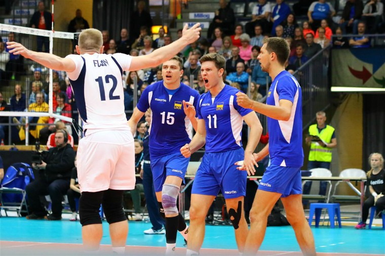 Чоловіча збірна України Збірна України перемогла Фінляндію у першому матчі Золотої Євроліги