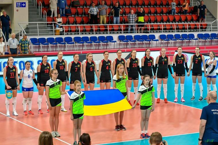 Жіноча збірна України ФВУ організовує поїздку на чемпіонат Європи-2019