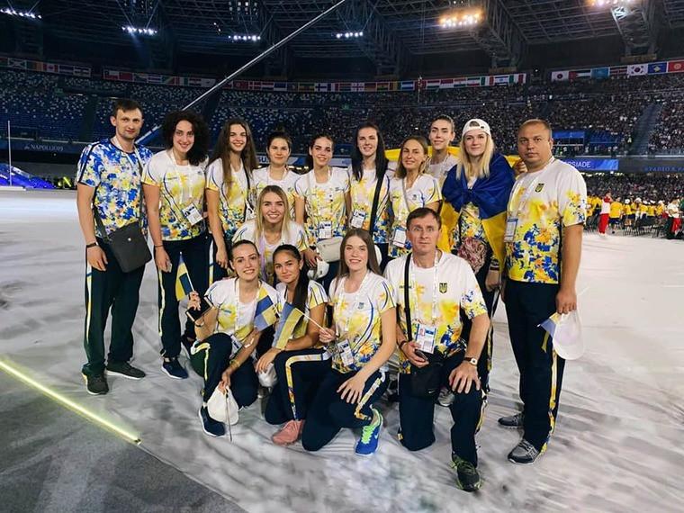 Жіноча збірна України Українські команди поступилися в стартових матчах Всесвітньої Універсіади