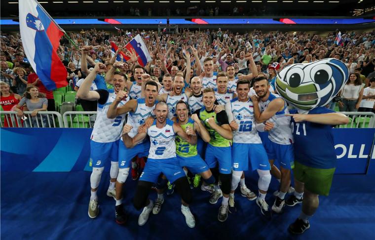 Збірна Словенії Словенія та Канада зіграють в Лізі націй-2020