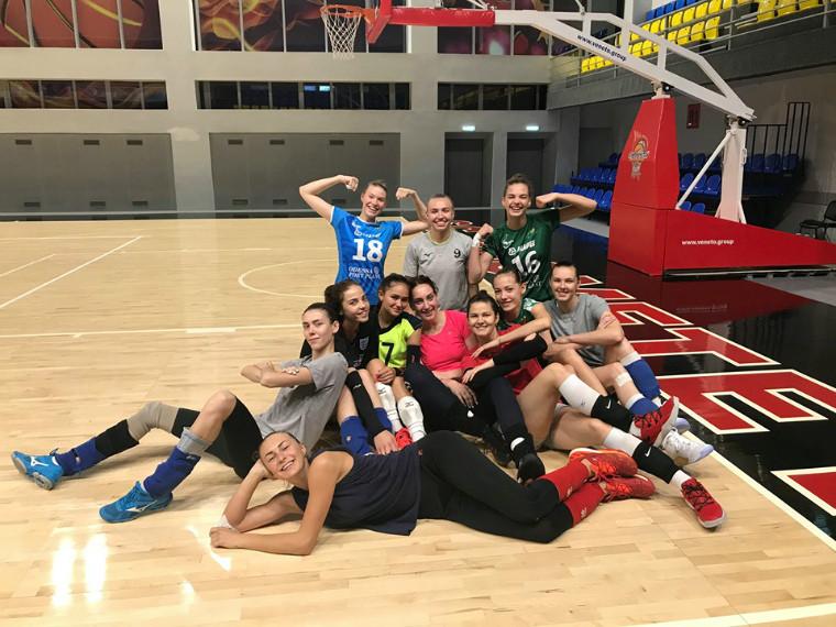 Жіноча збірна України Збірна України зіграє на Всесвітній Універсіаді за 9-16 місця