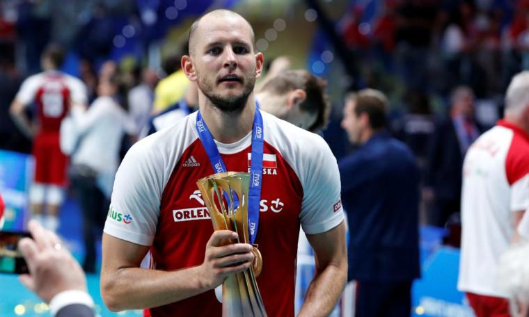 Бартош Курек Курек не допоможе збірній Польщі в олімпійській кваліфікації і на ЧЄ
