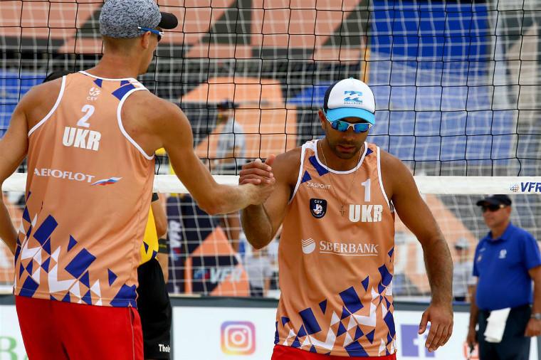 Сергій Попов та Ярослав Гордєєв Попов та Гордєєв вийшли в плей-офф чемпіонату Європи-2019