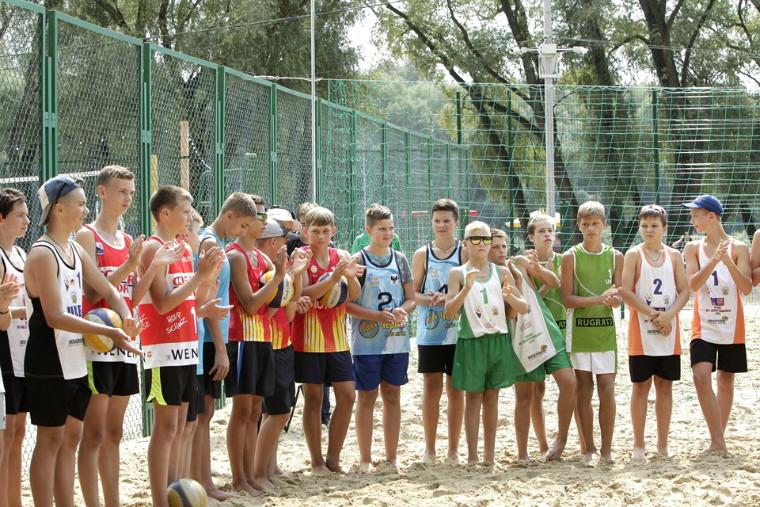 В Чернігові триває фінал ЧУ серед юнаків та дівчата до 14 років