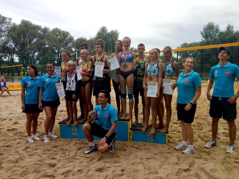 В Чернігові відбувся фінал ЧУ серед юнаків та дівчат до 14 років