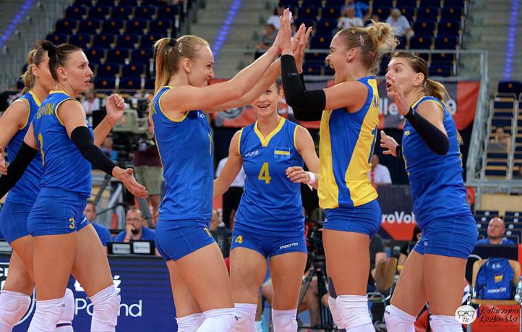Жіноча збірна України Збірна України програла Італії в другому матчі ЧЄ-2019