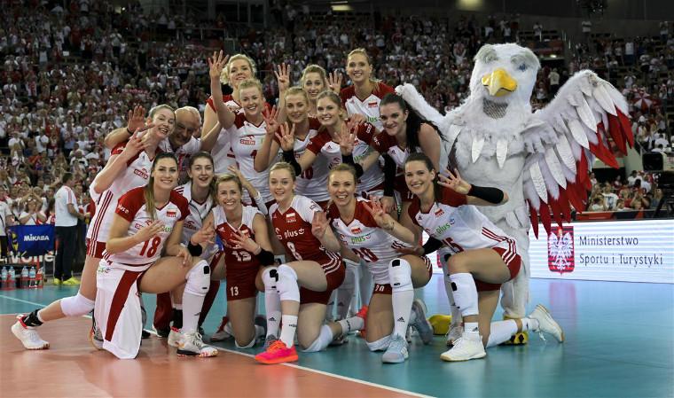 Жіноча збірна Польщі Стали відомі півфіналісти чемпіонату Європи-2019