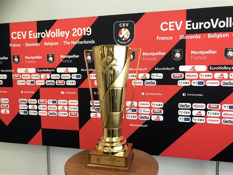 Чемпіонат Європи-2019. Розклад, результати, трансляції