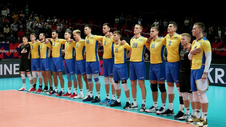 Збірна України На чемпіонаті Європи-2019 збірна України посіла п'яте місце