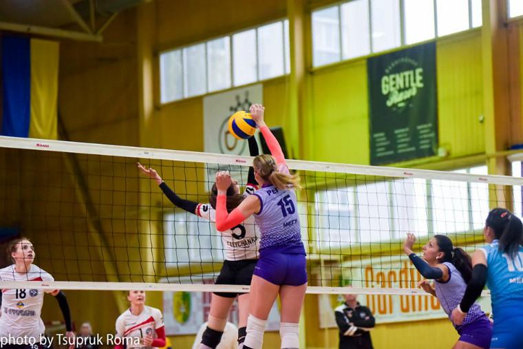 Результати 3-го туру жіночої Суперлiги України 2019\20