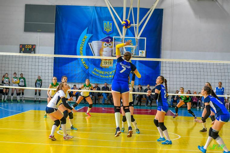 Результати 4-го туру жіночої Суперлiги України 2019/20