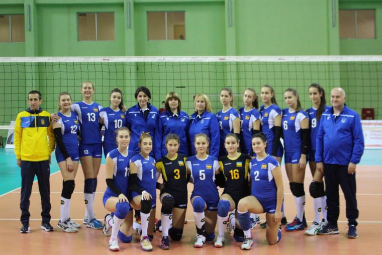 Молодіжна збірна України U-16 Чемпіонат EEVZA (дівчата U-16). Українки боротимуться за п'єдестал