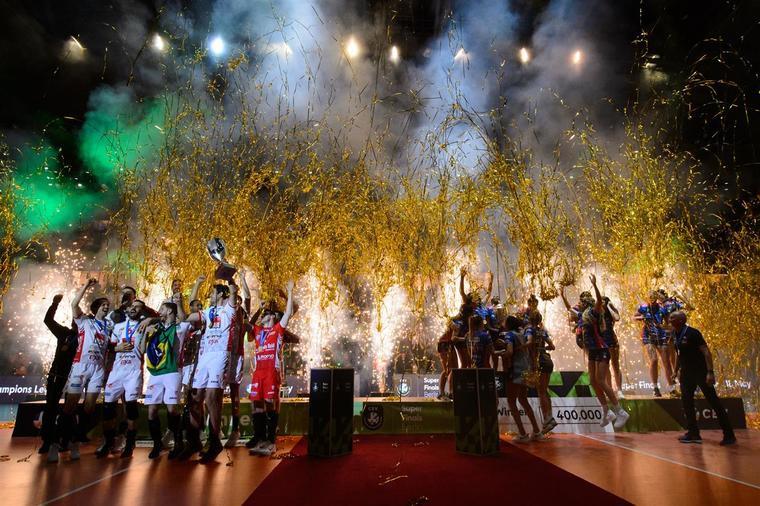 Переможець Ліги чемпіонів отримає 500 тис євро, володар Кубка ЄКВ – 80 тис