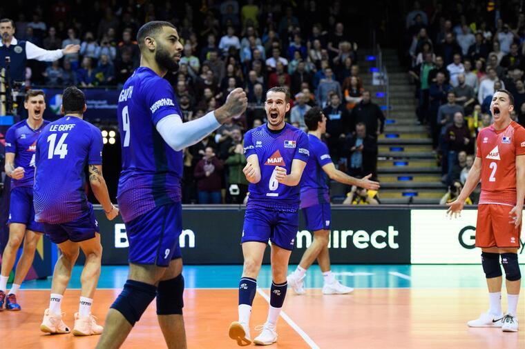 Збірна Франції Олімпійська кваліфікація. Франція обіграла Сербію та інші матчі