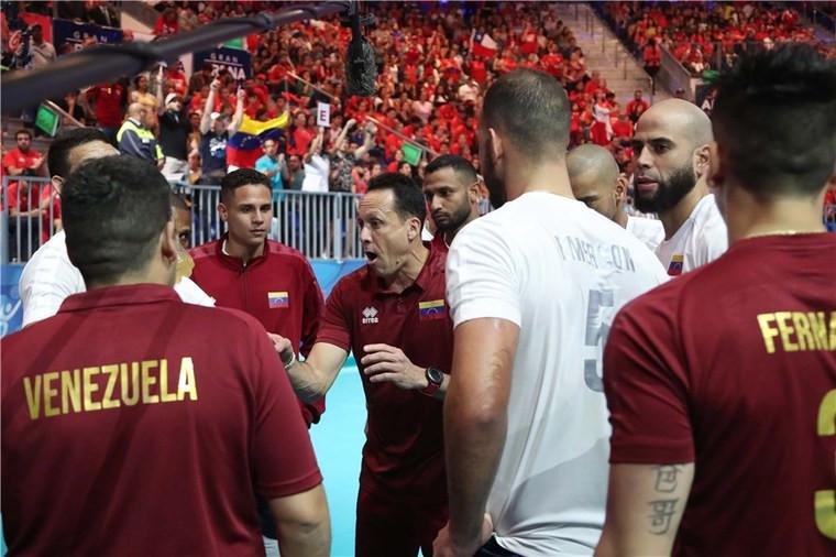 Збірна Венесуели Венесуела завоювала путівку на Олімпіаду