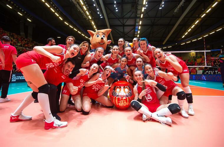 Збірна Туреччина Стали відомі всі учасники жіночого олімпійського турніру в Токіо