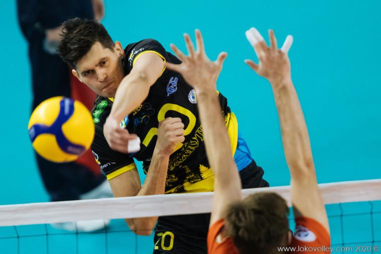 В'ячеслав Руднєв Російський волейболіст дискваліфікований на два роки за допінг