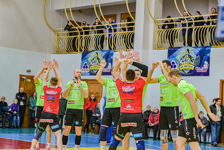 """ВК Епіцентр-Подоляни ВК """"Епіцентр-Подоляни"""" зіграє у Суперлізі України 2020-2021"""