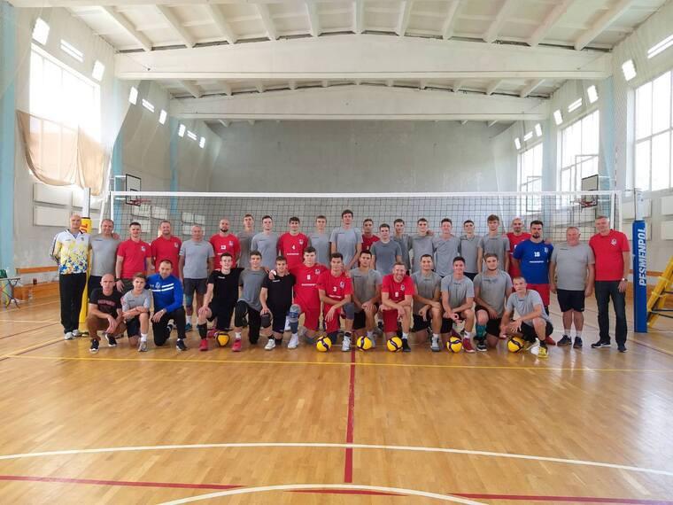 Збірна України U-20 та ВК Епіцентр-Подоляни Юнацька збірна U-20 дізналася суперників на чемпіонаті Європи