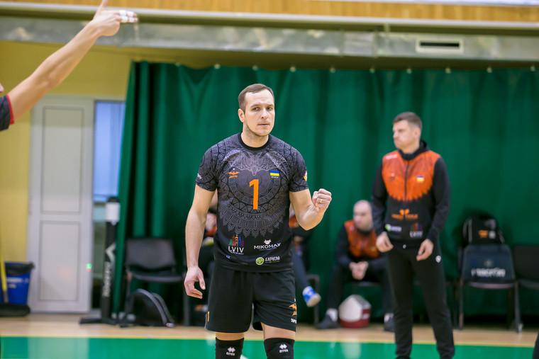 Дмитро Шломін Український зв'язуючий Шломін продовжить кар'єру в Литві