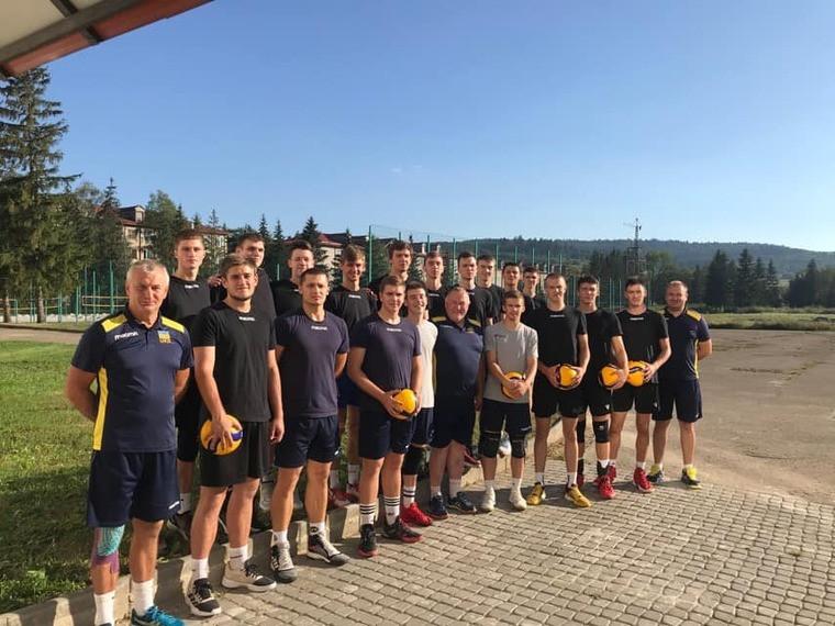 Збірна України U-20 Збірна України U-20 розпочала другий етап підготовки до Євро-2020