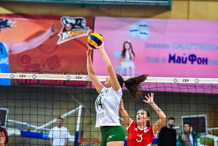 Дар'я Великоконь Результати матчів 1-го туру жіночої Суперліги України 2020-2021