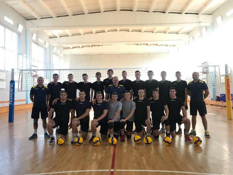 Збірна України U-20 Як нашу збірну вигнали з чемпіонату Європи U-20. Версія головного тренера