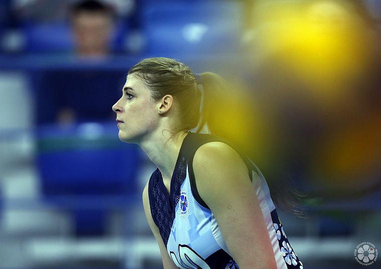Саманта Фабріс Волейболістка Фабріс організувала збір коштів для постраждалих від землетрусу в Хорватії