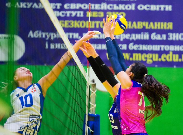 Волинь-Університет - Регіна-МЕГУ Результати матчів 8-го туру жіночої Суперліги України 2020-2021