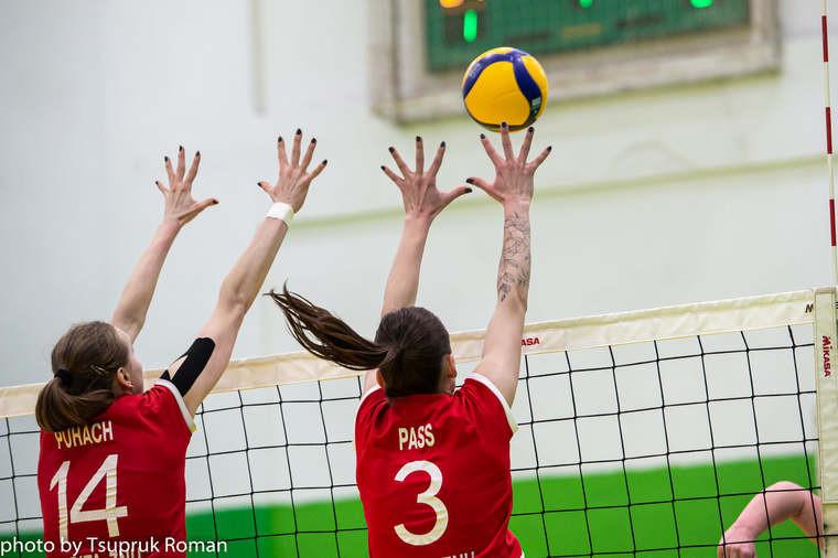 Орбіта-ЗНУ-ЗОДЮСШ Суперліга (жінки). 8-й тур. Запоріжанки тіснять конкуренток