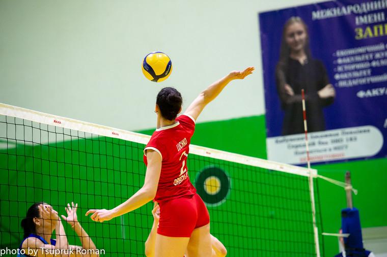 Орбіта-ЗНУ-ЗОДЮСШ Суперліга (жінки). 1/4 фіналу. Феєричні реванші та вирішальний ривок запоріжанок
