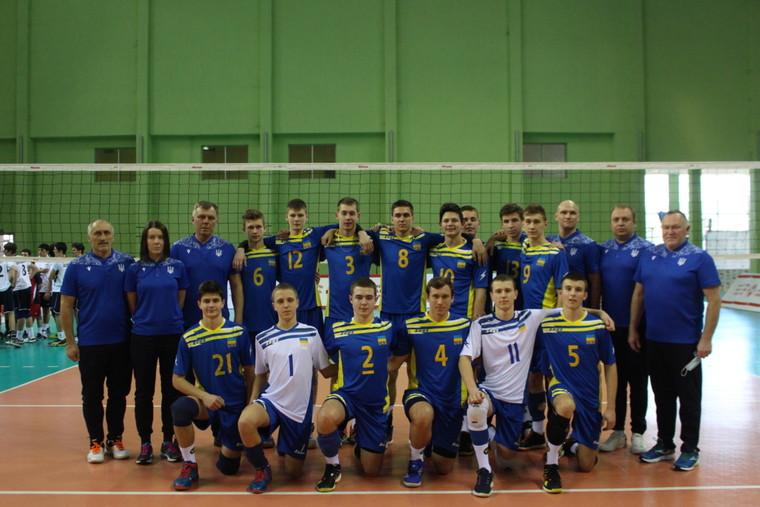 Збірна України U-17 Збірна України U-17 розпочала підготовку до другого раунду відбору на Євро
