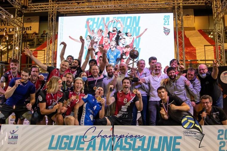 Канни Український нападник Клямар виграв чемпіонат Франції