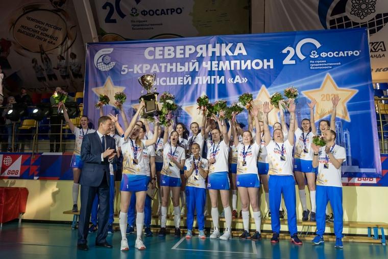 Сєвєрянка Українки Міленко та Буткевич стали чемпіонками російської Вищої ліги А