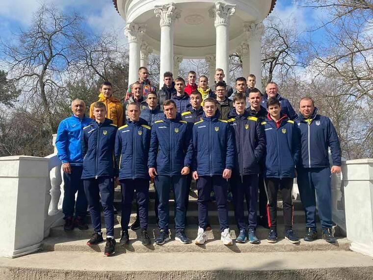 Збірна України U-17 Збірна України U-17 проведе товариські матчі у Білорусі