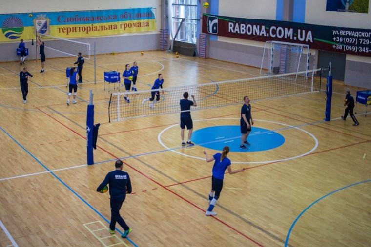 Жіноча збірна України Збірна України завершила перший етап підготовки до кваліфікаційного раунду ЧЄ-2021