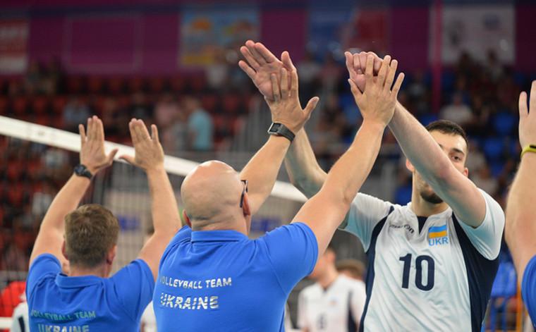 Збірна України Матчі обох турів Золотої Євроліги-2021 відбудуться у Запоріжжі
