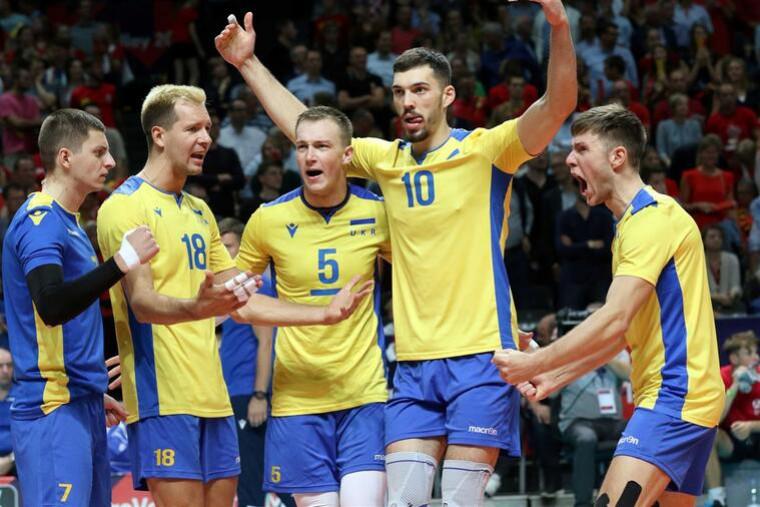 Збірна України Чоловіча збірна України розпочала підготовку до Золотої Євроліги-2021